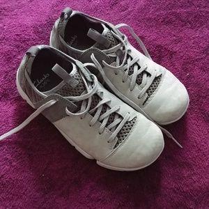 Clarks Active Trigenic Sneakers